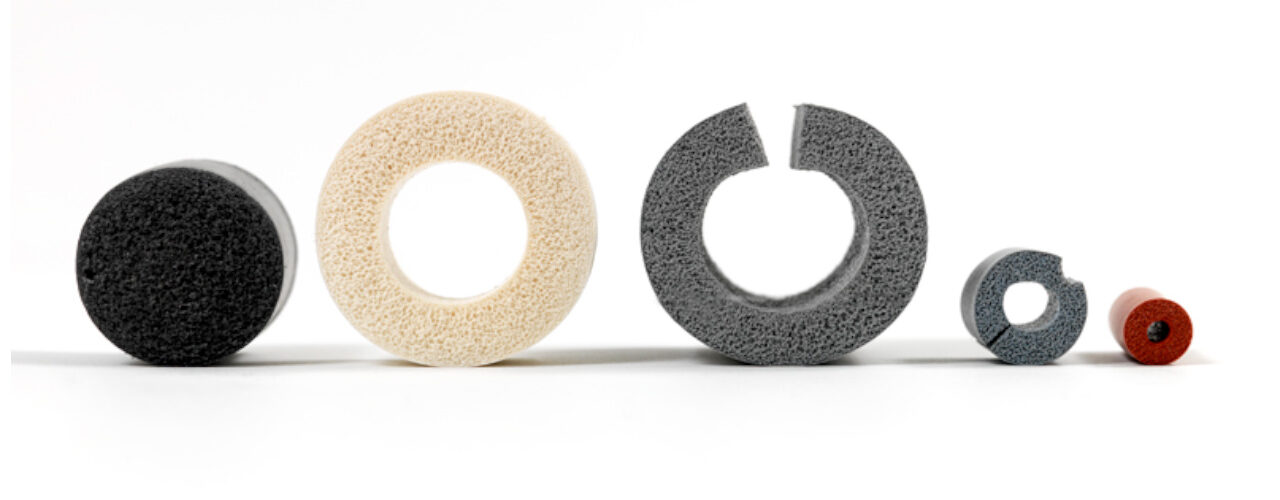 expanSil silicone sponge extrusions- Home Page Banner