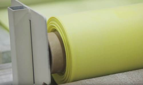 Silicone Rubber Solid Sheeting and Rolls - Silicone Engineering