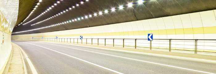 tunnel lighting automotive